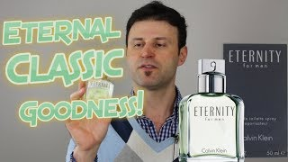 ETERNITY MEN by Calvin Klein COLOGNE/FRAGRANCE REVIEW