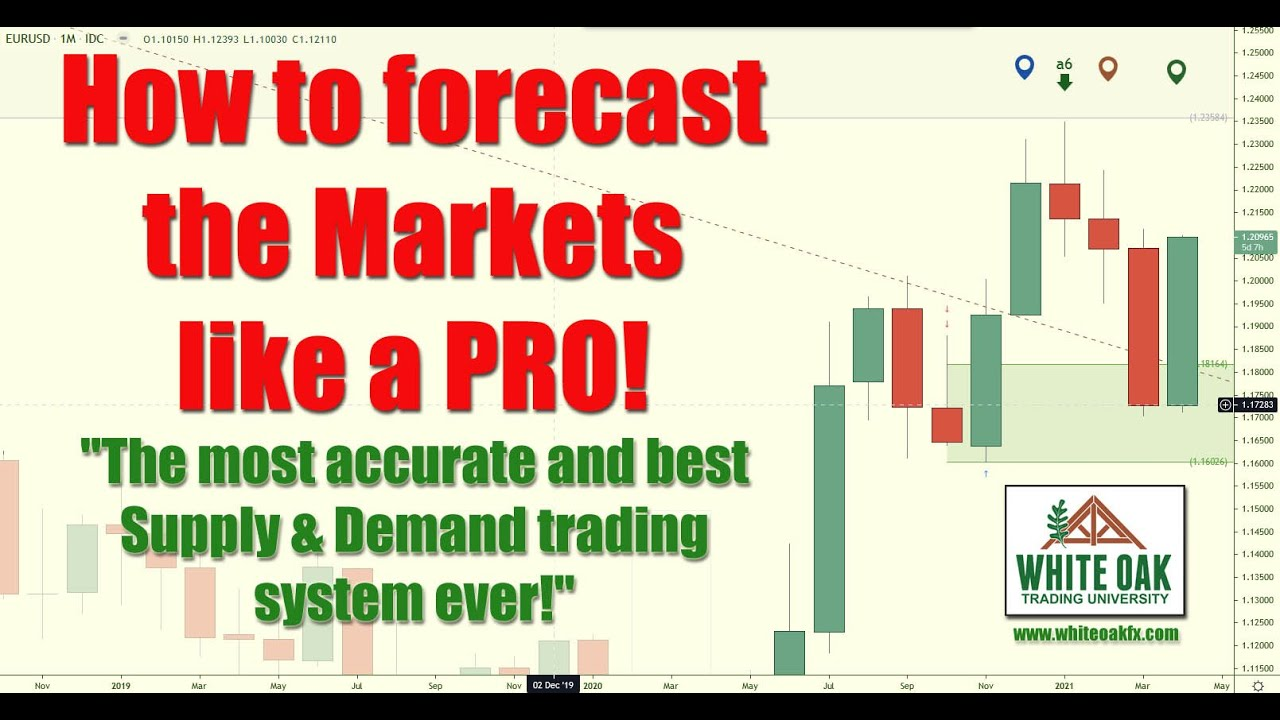 📚 How to Forecast the Markets like a PRO!