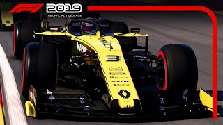 Game TV Schweiz - F1® 2019 | OFFICIAL GAME TRAILER 1 | RISE UP AGAINST YOUR RIVALS [GER]