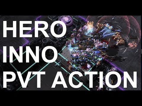 herO (P) v INnoVation (T) on Blackpink - StarCraft 2 - Legacy of the Void 2018
