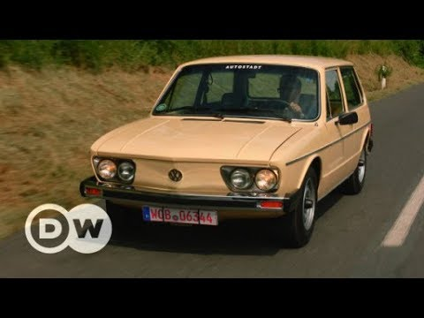 Vintage: VW Brasilia | DW English