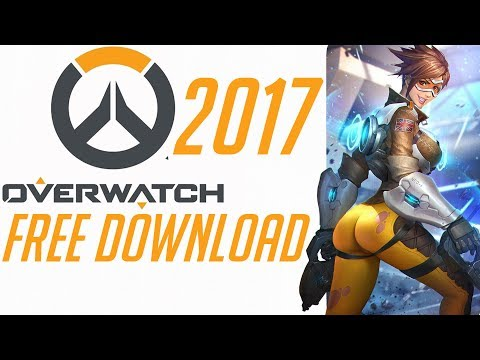 How To Download And Install Overwatch For Free 2017+license key!(PC CRACKED)