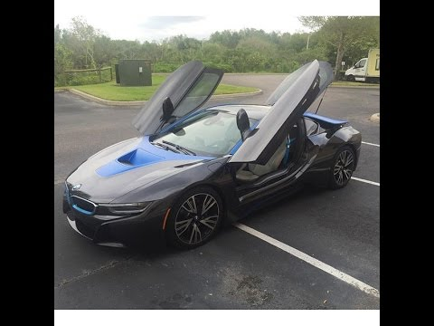 BMW I8 Weird Features You Dont Know