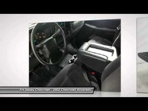 2002 Chevrolet Silverado FH Dailey Chevrolet - Bay Area - San Leandro CA 683