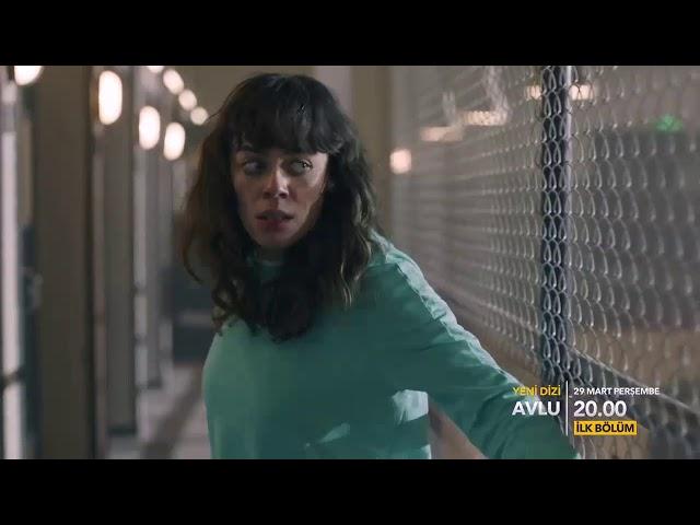 Prison Yard (Avlu) Tv Series (Demet Evgar - Ceren Moray)