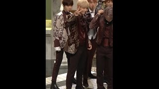 [MPD직캠] 방탄소년단 뷔 직캠 피 땀 눈물 BTS V Blood Sweat & Tears Fancam @엠카운트다운_161013