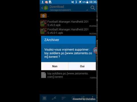 Cracker football manager 2015 sur android