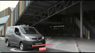 Nissan Nv200 at autotest.