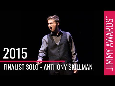 2015 winner Anthony Skillman