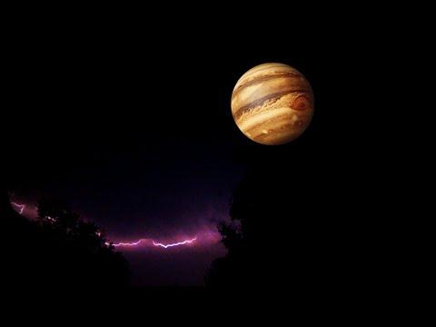 Planet Jupiter LIVE Footage 2015