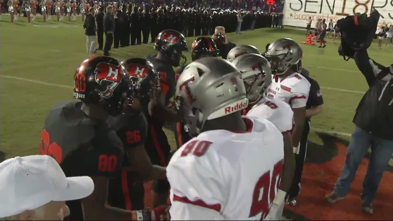 Game Of The Week Thompson Vs Hoover Youtube