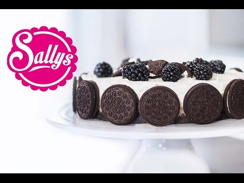 Oreo-Kuchen ohne Backen / No-Bake-Oreo-Cake / Galileo