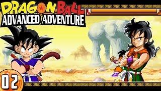 Dragonball: Advanced Adventure - Yamcha the Desert Bandit [Part 2]