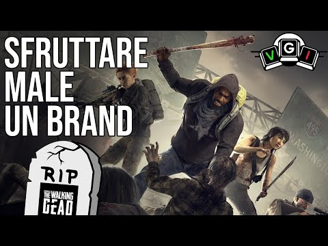 Overkill's THE WALKING DEAD - ANNULLATE le versioni console thumbnail