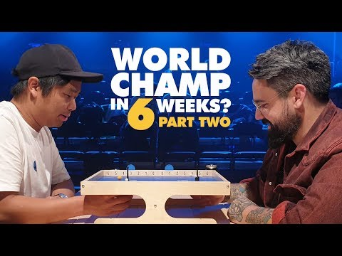 Can We Become World Champion in 6 Weeks? – The Final – Part 2