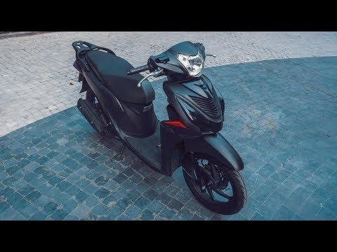 Đánh giá Honda Vision Smart Key 2019: gọn gàng, tiết kiệm nhưng vẫn lỗi |TINXE.VN|