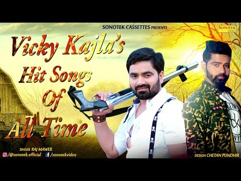 Vicky Kajla Hit Songs | Raj Mawar | Vicky Kajla | Latest Haryanvi Songs Haryanavi 2018