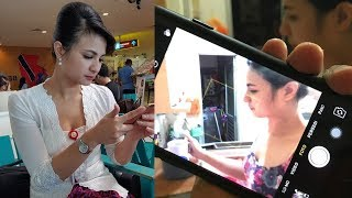 Pilot Jebak Pramugari Cantik sampe Mendesah Ngos-ngosan, Tonton Videonya