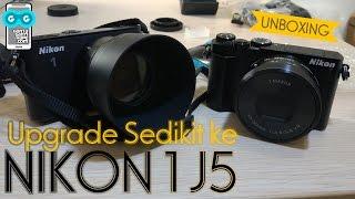 Unboxing Nikon 1 J5, Kebeli Berkat Cashback Gede Harbolnas Blibli