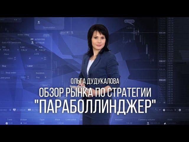 """Ежедневный обзор рынка по стратегии """"Параболлинджер"""" 11.08.2017"""