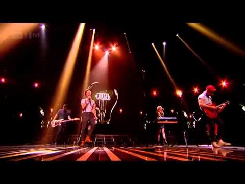 Fun - The X Factor - We Are Young