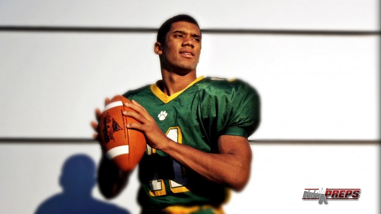 new concept 3265c 0024c Russell Wilson highlights in high school