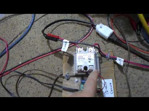 DC Solid State Relay Problem Explained - YouTube on