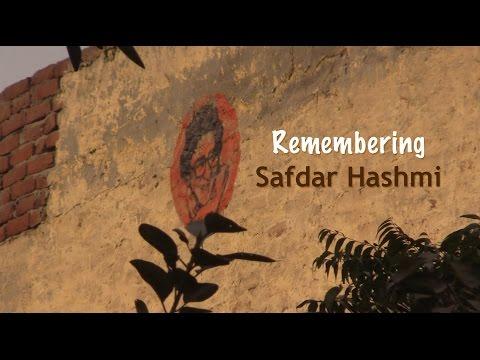 Remembering Safdar Hashmi