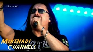 DREAM THEATER - The spirit carries on ! Wacken 2015 [HDadv] [1080p]