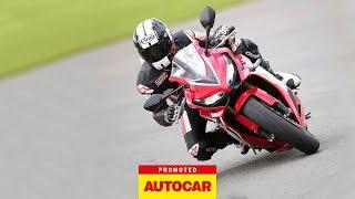 Promoted   Honda CBR650R: Born On The Track   Autocar