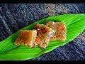 "village style ""banana sweet"" 