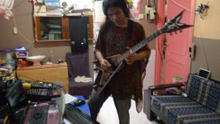 when the child is born ====BY  MEL R,GUEVARRA guitar cover