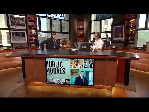 Edward Burns on The Dan Patrick  Full  82515