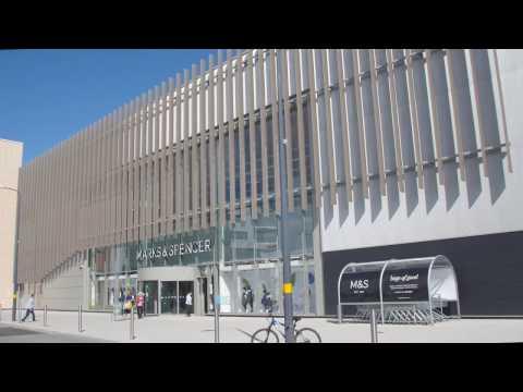 WPL (UK) 2016 Solar Shading & Rainscreen Panel Showcase at M&S Store & MSCP, Longbridge