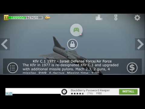 IAI Kfir C2 IAF:Strike Fighters Israel