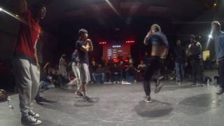 100% Battle 2017: Immigrandz vs La Smala thumbnail