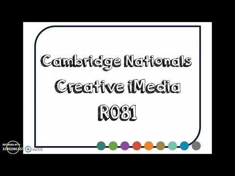 Creative iMedia R081 Pre Production Documents