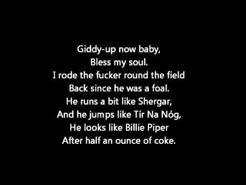 The Rubberbandits - Horse Outside Lyrics