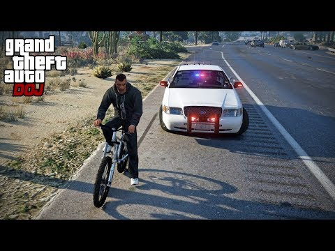 GTA 5 Roleplay - DOJ 301 - More Insurance Fraud (Criminal)
