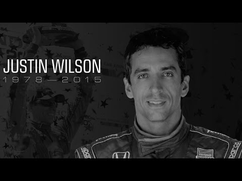 Justin Wilson LIfe Celebration at the Indianapolis Motor Speedway