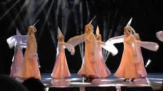 00592 Шоу балет Аллы Духовой Тодес Колпино 01 12 2017 Тамара Павлова