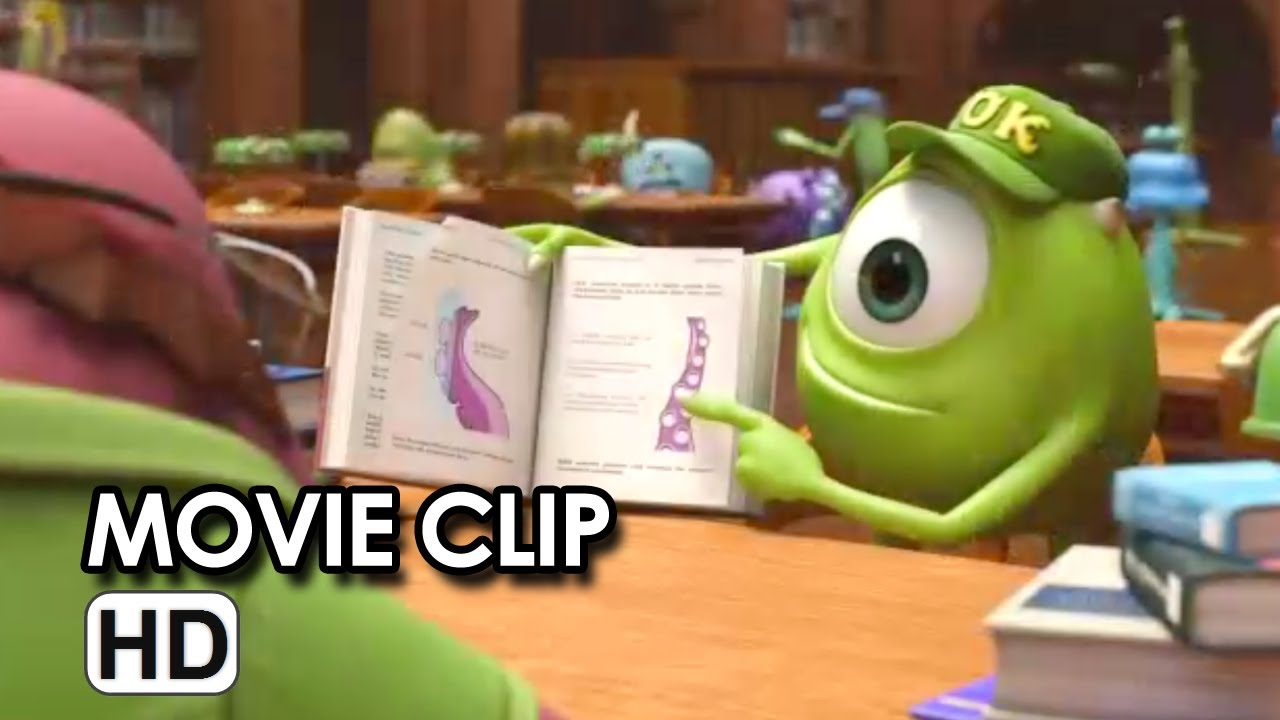 Monsters university enrollment videos welcome to monsters monsters university enrollment videos welcome to monsters university youtube voltagebd Choice Image