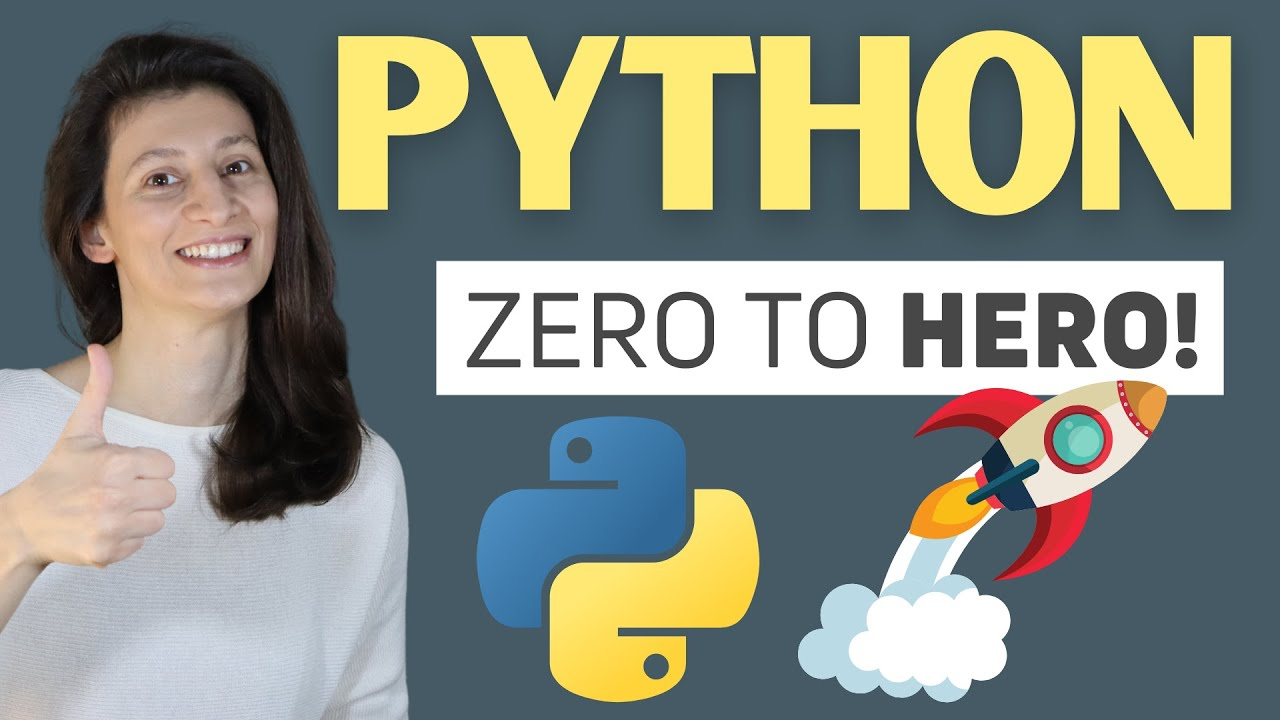 Python Tutorial for Beginners - Learn Python in 5 Hours [FULL COURSE]