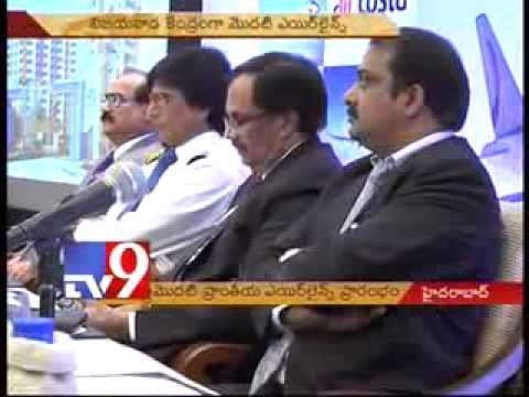Air Costa organized Press Conference