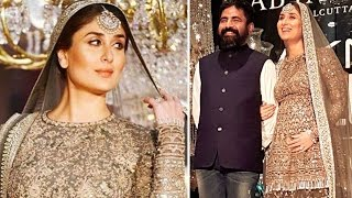 Pregnant Kareena Kapoor Khan turns Showstopper at LFW 2016 Grand Finale