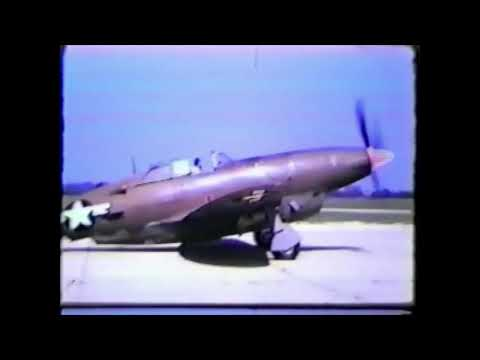 Republic XP-47H And The Chrysler XI-2220 Engine