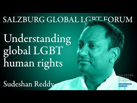 Sudeshan Reddy On Understanding Global LGBT Human Rights | Salzburg Global LGBT Forum