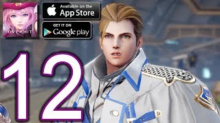 OVERHIT English Android iOS Walkthrough - Part 12 - Chapter 5: A Gray Sky World