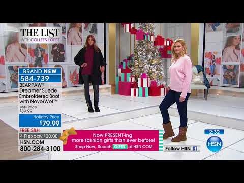 HSN | The List With Colleen Lopez 12.07.2017 - 09 PM