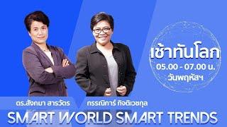 📻 FM.96.5 | เช้าทันโลก | การรัฐประหารพม่า รัฐบาลสหรัฐเตรียมแถลงคว่ำบาตร(11-02-64)